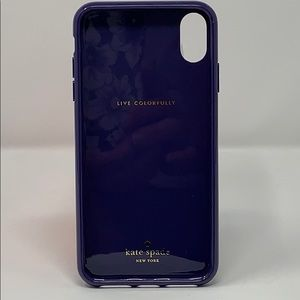 kate spade Accessories - NWT KateSpade Library phone case for iPhone XS Max
